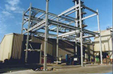 Process Plant Steelwork